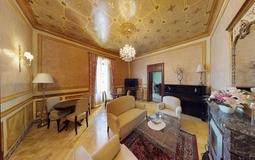 Hotel **** in Mallorca - Living area