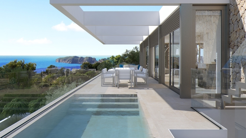 Villa in Nova Santa Ponsa - MOON JOV CAMERA 023 T0010023