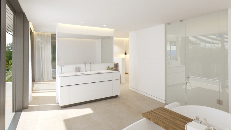 Villa in Nova Santa Ponsa - MOON JOV CAMERA 026 MBedBath0024