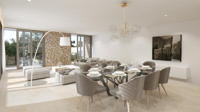 Villa in Nova Santa Ponsa - MOON JOV CAMERA 027 Salon 020027