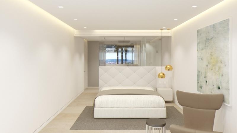 Villa in Nova Santa Ponsa - MOON JOV CAMERA 029 Bed20026