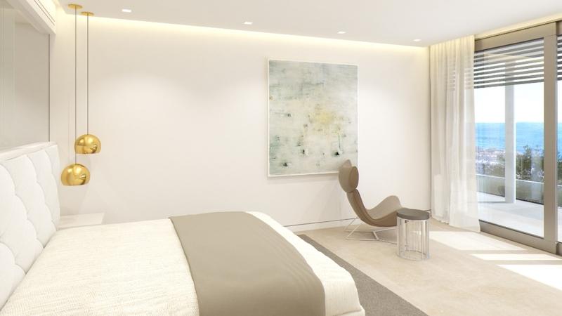 Villa in Nova Santa Ponsa - MOON JOV CAMERA 030 Bed20030