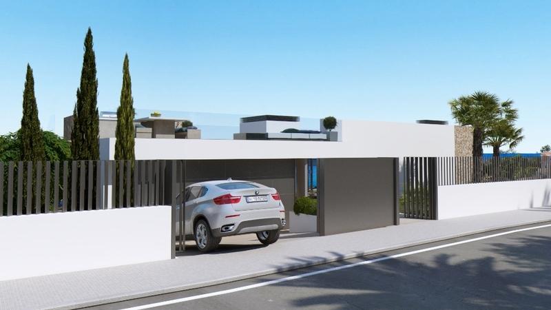 Villa in Nova Santa Ponsa - MOON JOV CAMERA 0010001