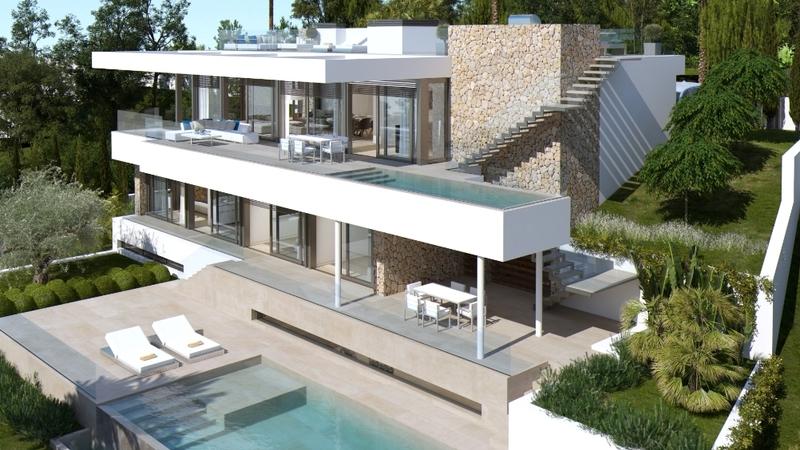 Villa in Nova Santa Ponsa - MOON JOV CAMERA 0030003