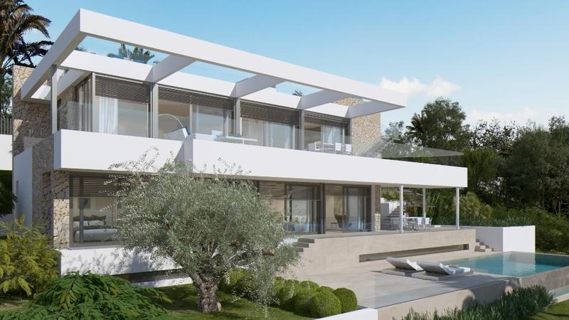 Villa in Nova Santa Ponsa - MOON JOV CAMERA 0080008