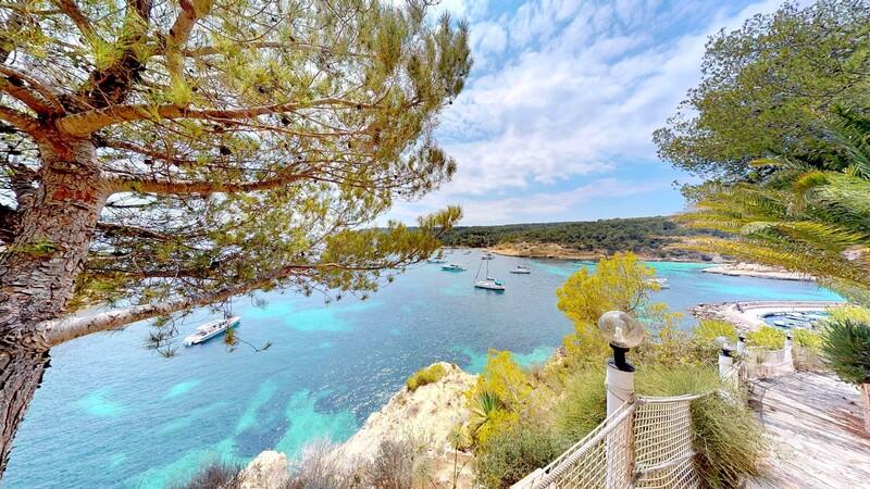 Villa in Mallorca - Direct access to Marina, beach and sea