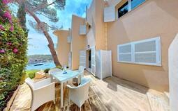 Villa in Mallorca - Kitchen dining with sea view