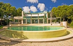 Villa in Sol de Mallorca - External