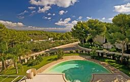 Villa in Sol de Mallorca - view