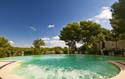 Villa in Sol de Mallorca - pool