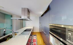 Villa in Sol de Mallorca - Kitchen with island