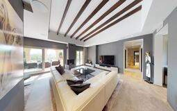 Penthouse in Nova Santa Ponsa - Impressive living with terrace access