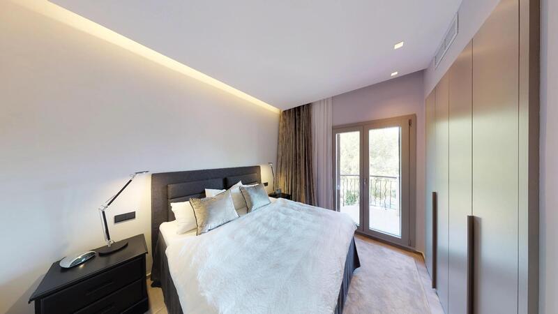 Penthouse in Nova Santa Ponsa - Guest Bedroom 1