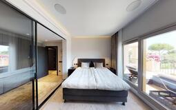 Penthouse in Nova Santa Ponsa - Master Bed