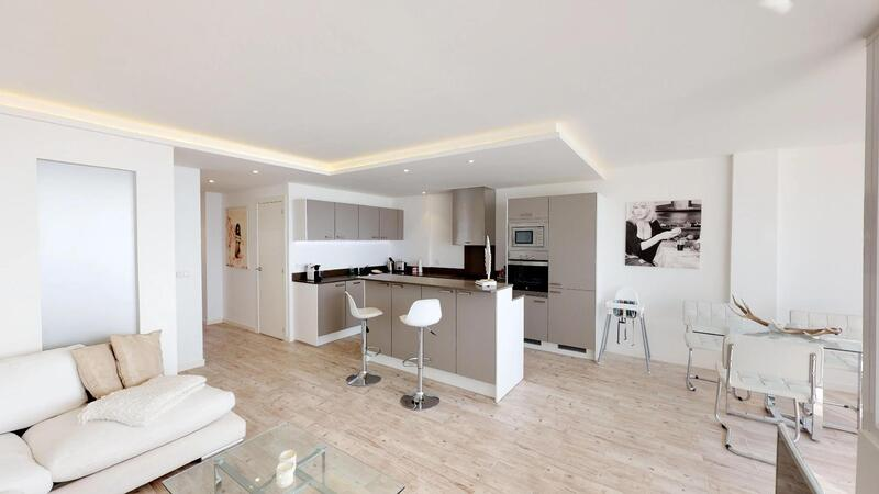 Apartment in Portals Nous - Spacious open plan living