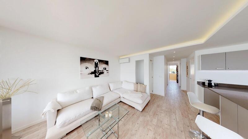 Apartment in Portals Nous - Living area