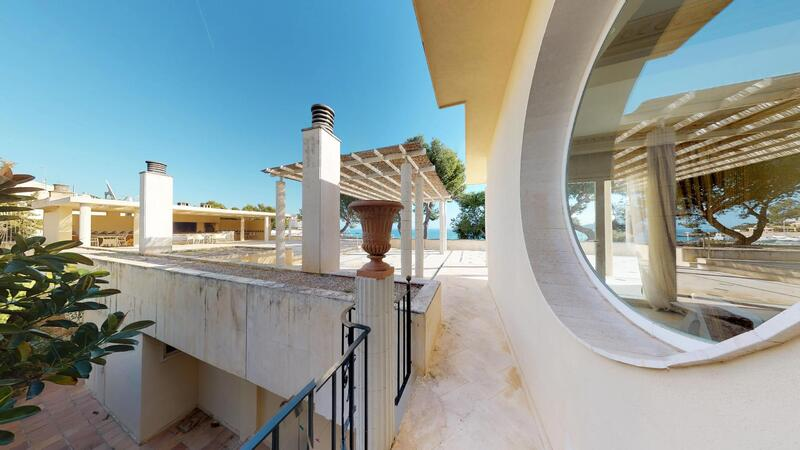 Villa in Palmanova - Sea View Terrace