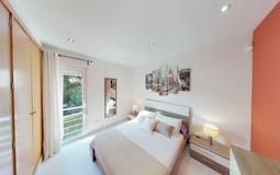 Villa in El Toro - Port Adriano - Upstairs guest bedroom