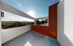 Villa in El Toro - Port Adriano - Upper balcony