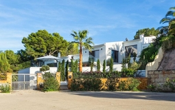 Villa in Santa Ponsa - Modern sea view villa for sale