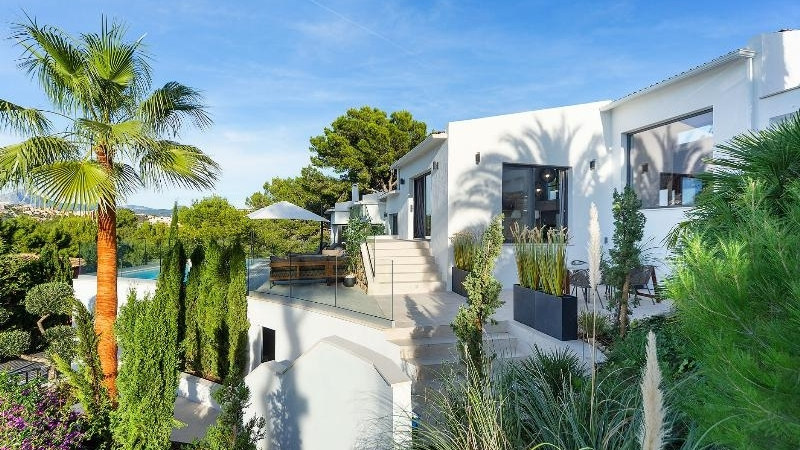 Villa in Santa Ponsa - Modern and stylish villa