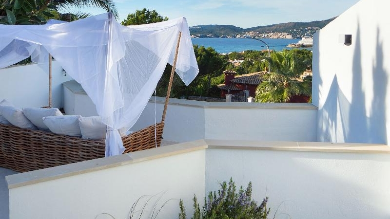 Villa in Santa Ponsa - Roof top chill out