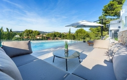 Villa in Santa Ponsa - Pool side relaxing