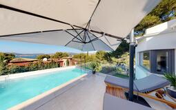 Villa in Santa Ponsa - Pool terrace