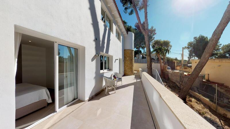 Villa in Portals Nous - Terrace