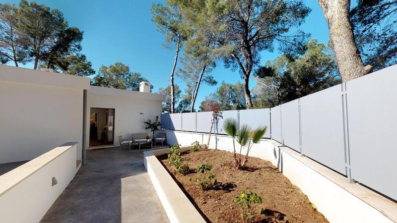 Villa in Portals Nous - Front terrace