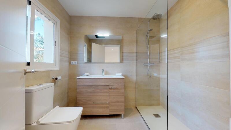 Villa in Portals Nous - Upper bathroom 3