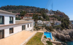 video of Villa for sale in Cala Moragues, Andratx – V-Andratx-112